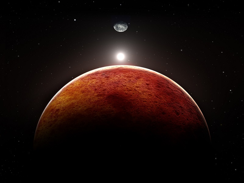 90,000 messages to Mars to be beamed to celebrate 50 years of exploring Mars