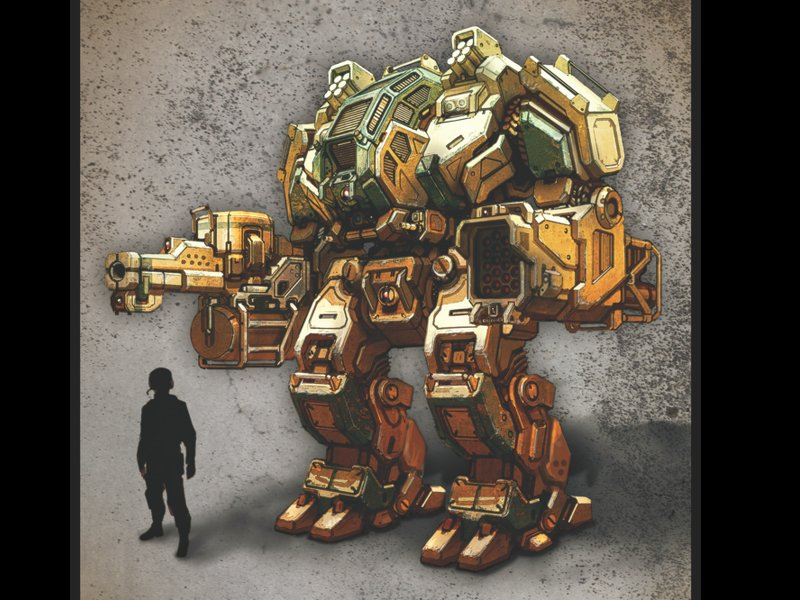 Gigglebit: MegaBots – a terrifying invention destined to end humanity