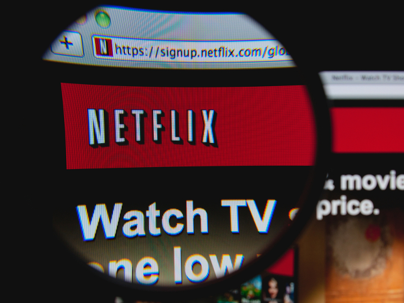 Netflix sues former VP for allegedly taking kickbacks