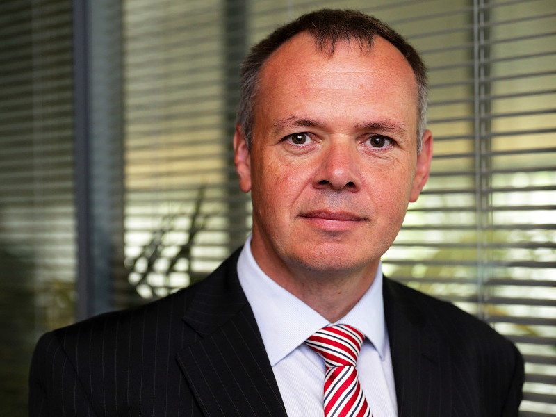 The five minute CIO: Paul Hogan, Ward Solutions