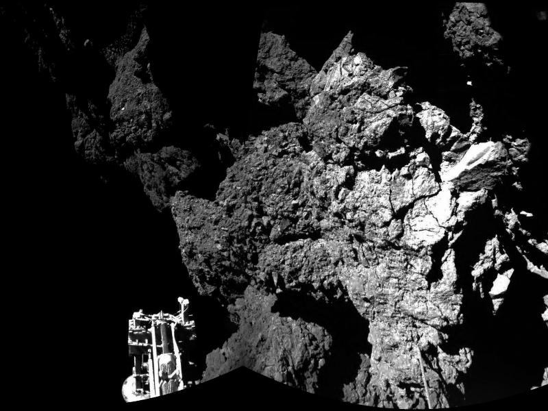 Philae so far: Following the Rosetta comet probe's progress
