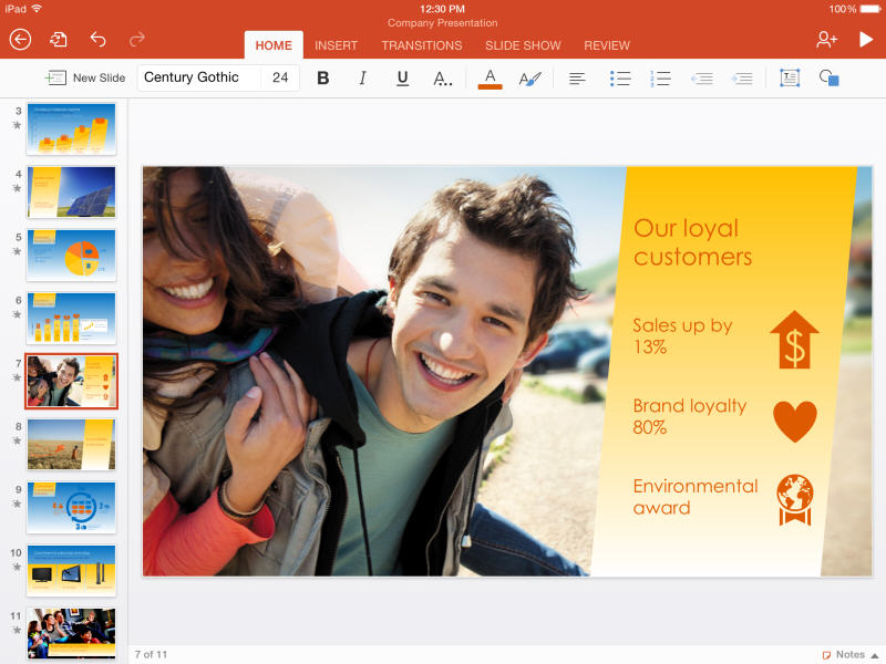 Microsoft to make Office available for free on iPad and Android mobile devices