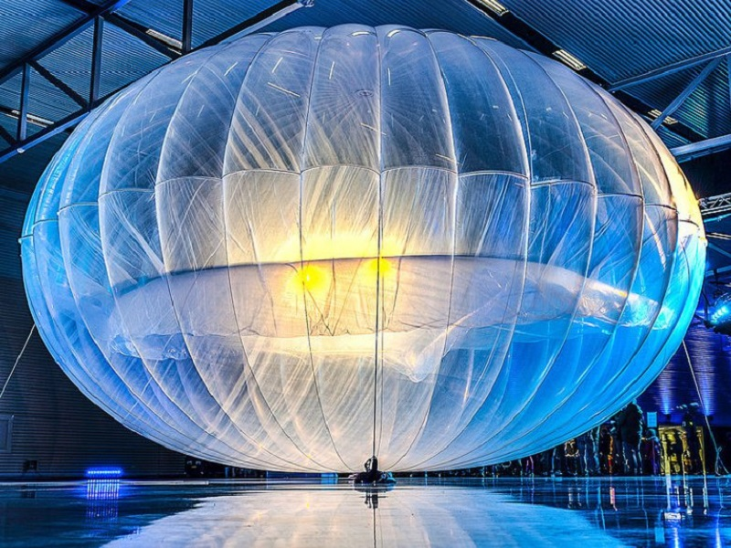 Google to bring 20 Project Loon balloons to Australia in further testing