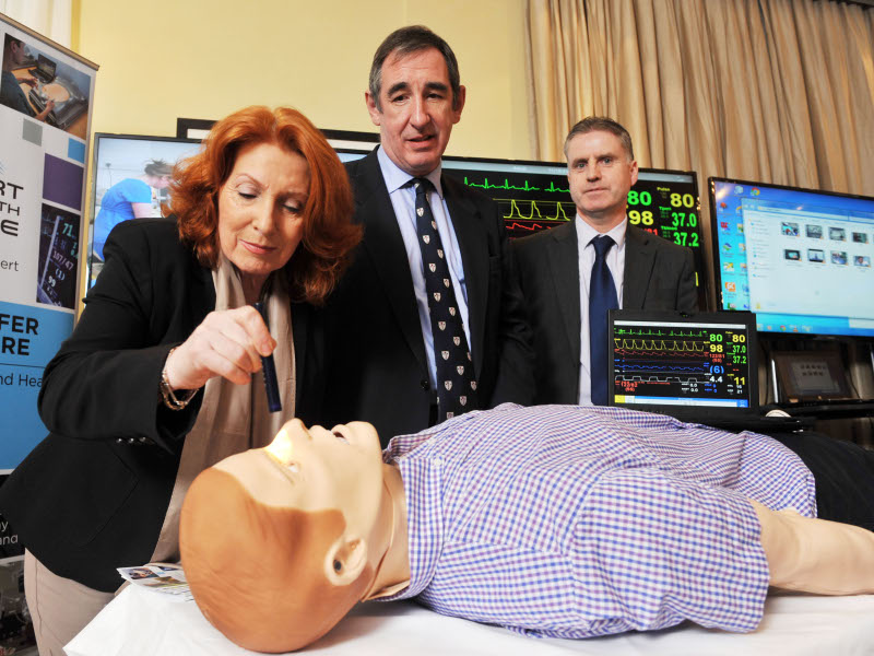 Cork scientists invent simulator for surgeons to cut errors by 40pc