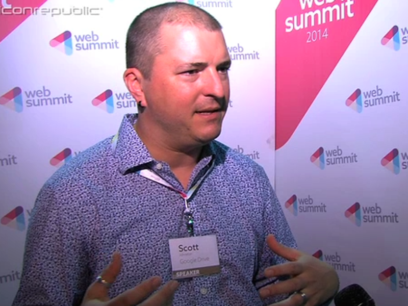 Google Now PA capabilities to emerge on Drive, says Google's Scott Johnston (video)