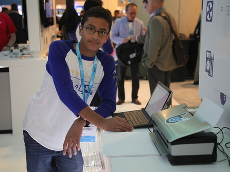 Intel Capital makes Braigo Labs founder youngest person to ever receive VC funding
