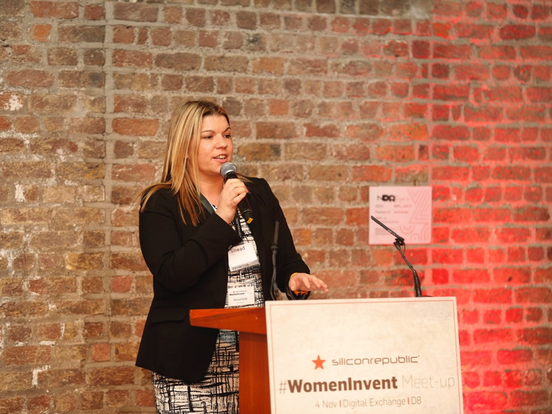 An Cosán's Sinead Kelly on bridging the digital divide and #techmums (video)