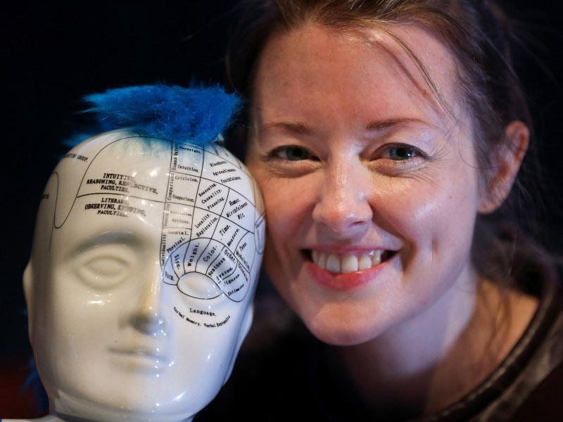 Love & Robots wins 2014 ESB Spark of Genius Award