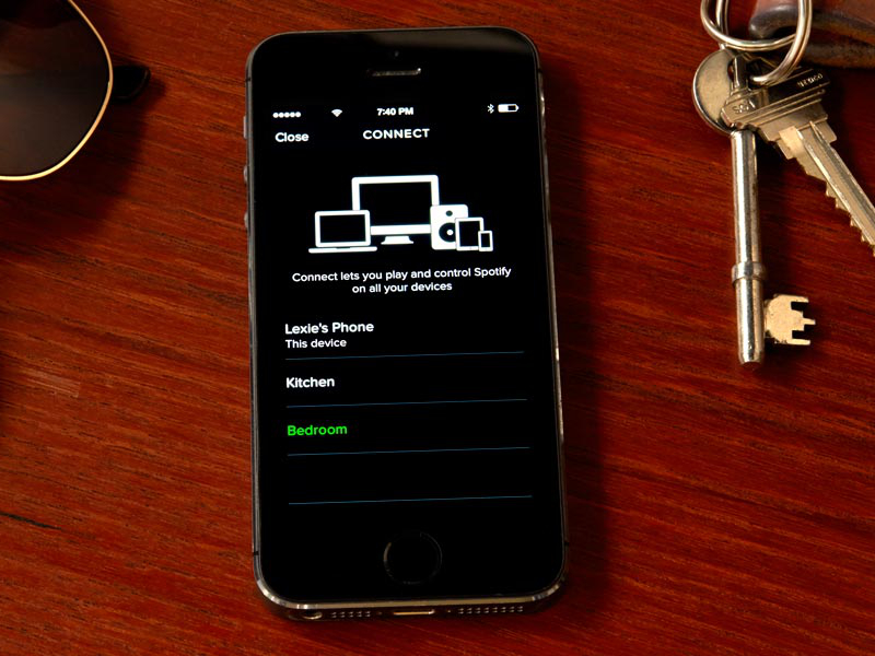 New Spotify feature allows smartphones to be used as a remote for desktop music