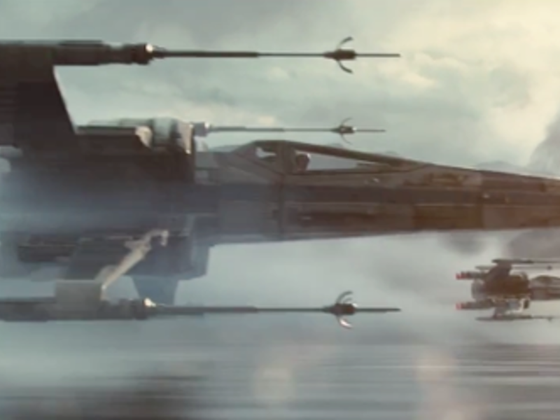 Twitter at near-collapse as Star Wars: The Force Awakens trailer is released online