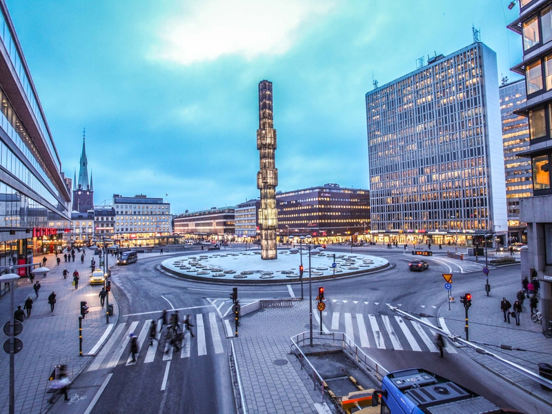 Ericsson report places Stockholm as top city by ICT maturity