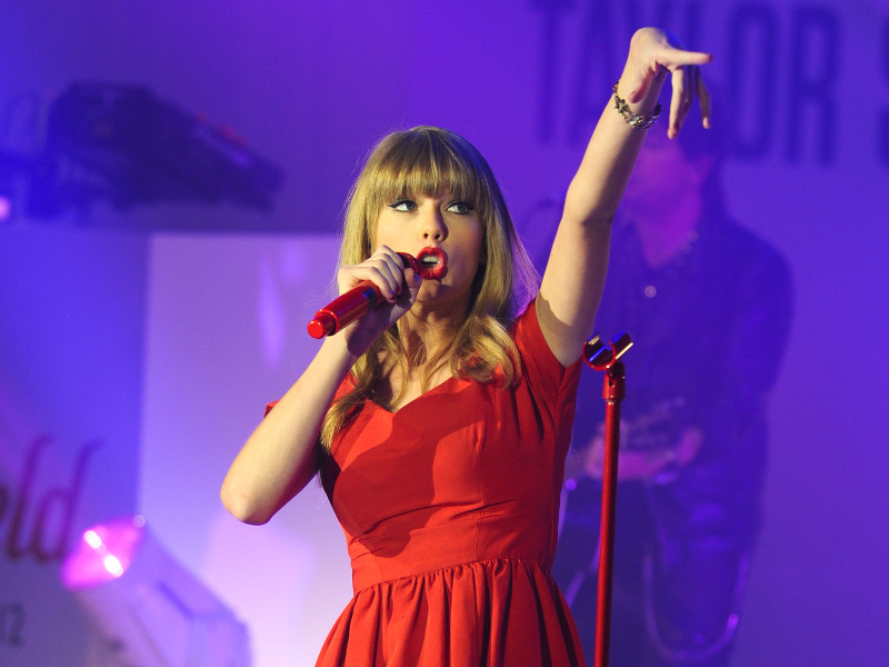 Spotify tries to shake it off as Taylor Swift removes all of her music