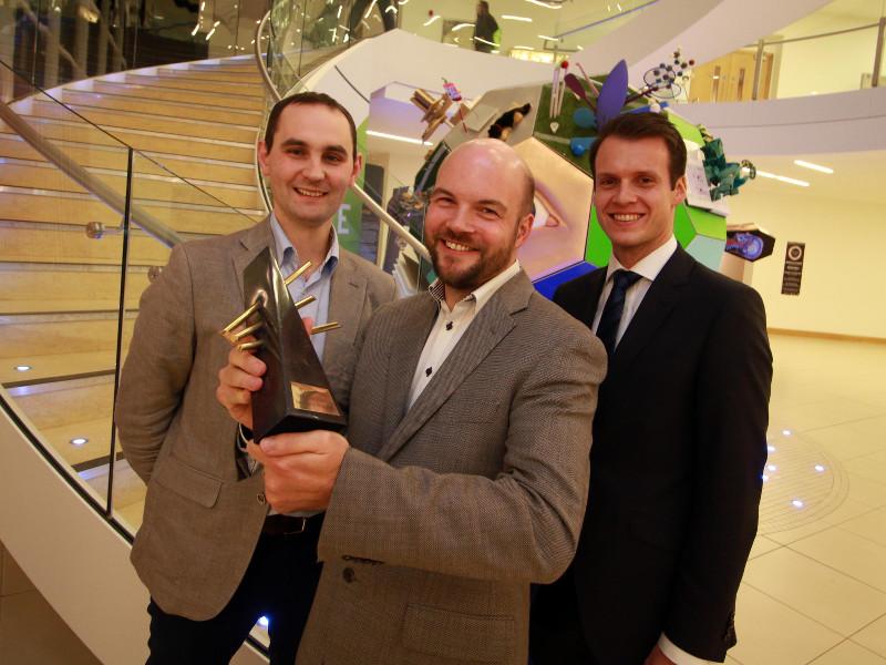 NovoGrid nets prize worth €25,000 as UCD VentureLaunch winner