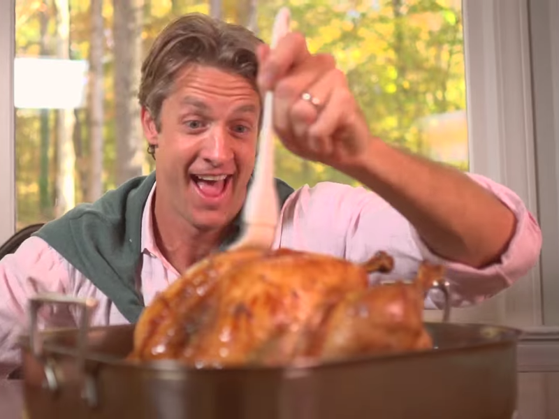 Viral videos of the week: grannies get wasted and a Thanksgiving turkey gets basted