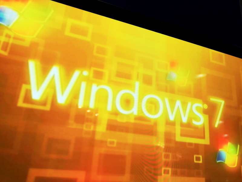 Microsoft has stopped selling consumer versions of Windows 7