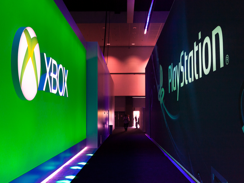 PS4 and Xbox One selling 73pc higher than preceding console's first-year performance