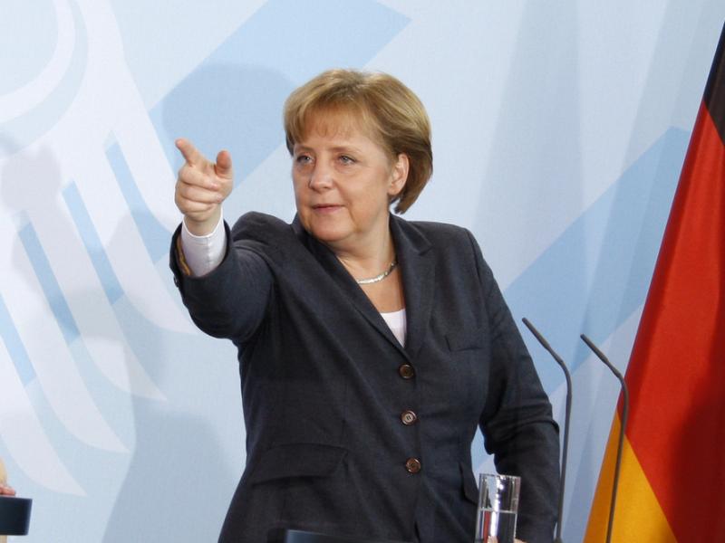 Internet's civil war spreads to Europe as Merkel speaks against net neutrality