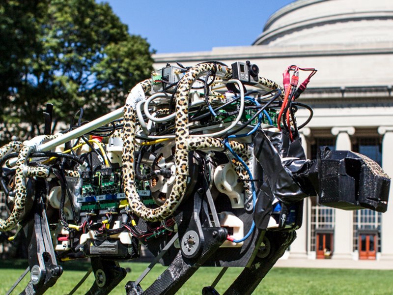 Researchers are developing a Cheetah robot that could be used in rescue missions