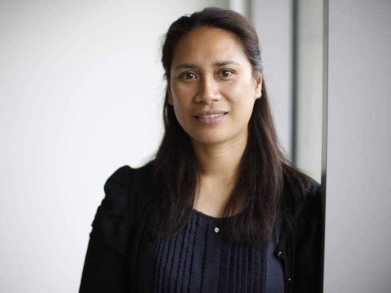 Business data analyst from New Zealand feels at home thanks to Fidelity's diversity
