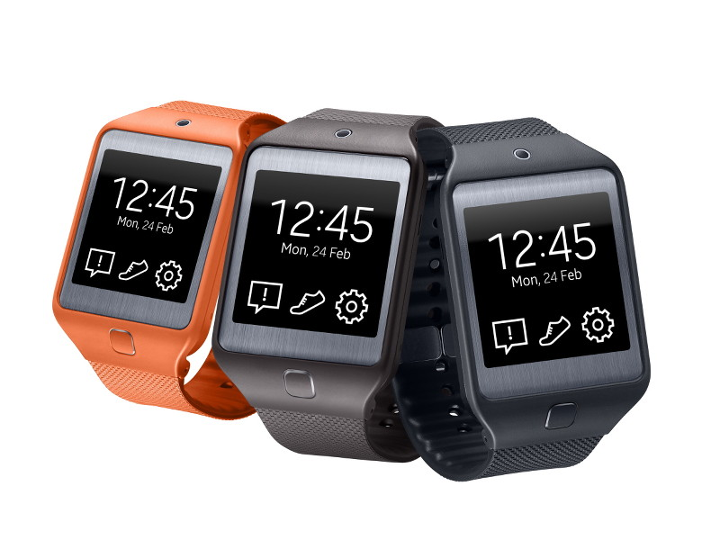 Christmas giveaway: Win a Samsung Gear 2 Neo smart watch!