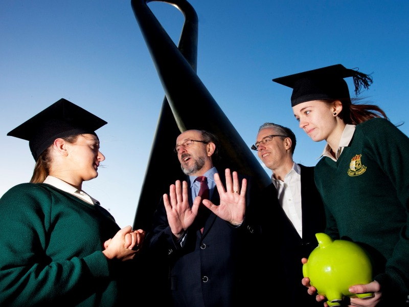 University scholarships on offer for winners of BT Young Scientist 2015