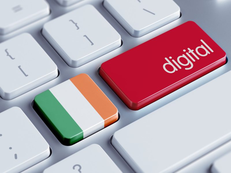 82pc of Irish households now have access to the internet