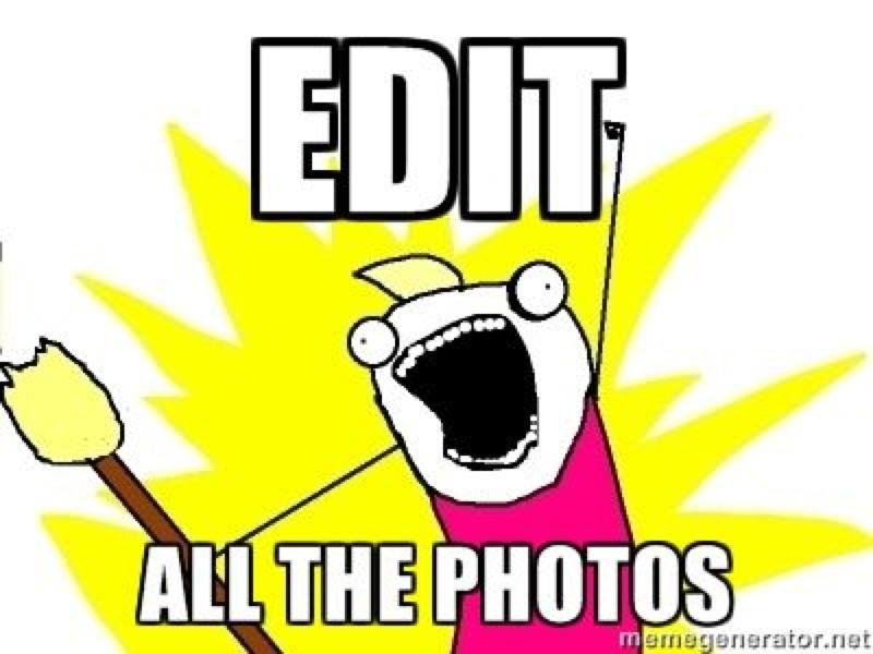 10 photographer memes focus on their career