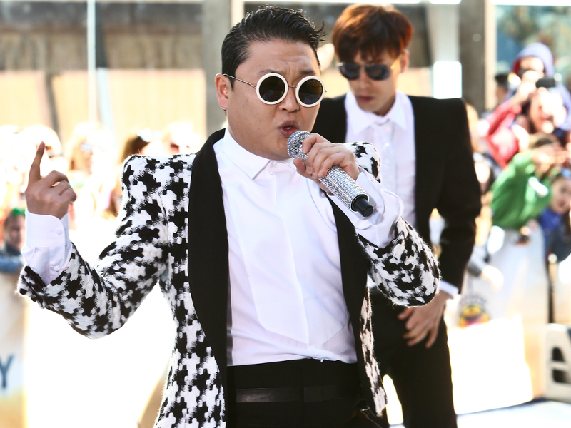 Psy's Gangnam Style video breaks YouTube after views exceed countable figure