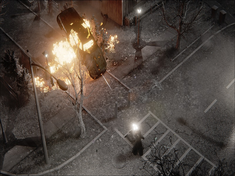 'Hatred' game re-instated on Steam after removal for being too violent