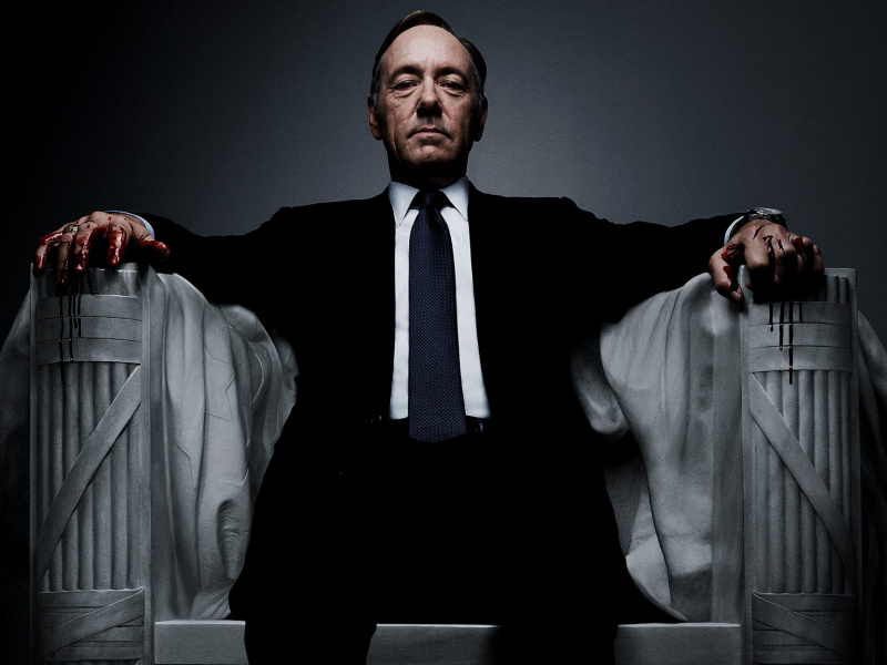 House of Cards Season 3 to return to Netflix 27 February