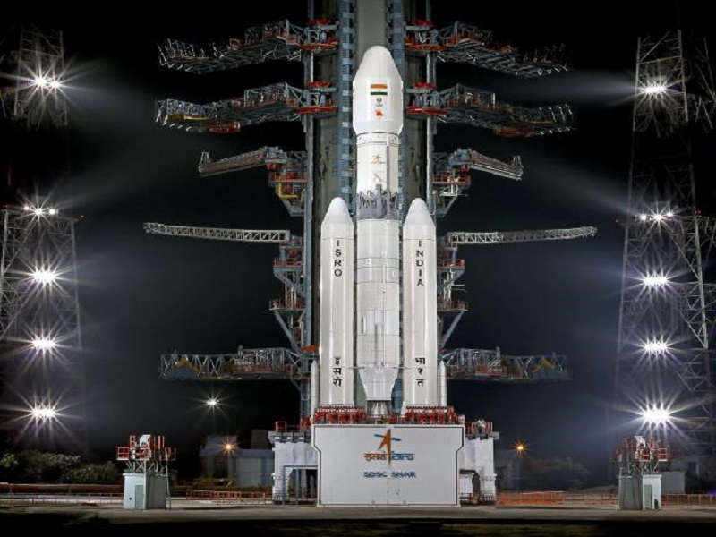 India launches biggest ever rocket into space