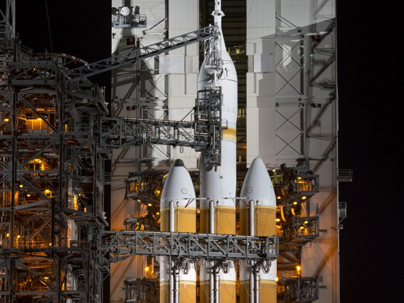 Watch the Orion flight test live (video)