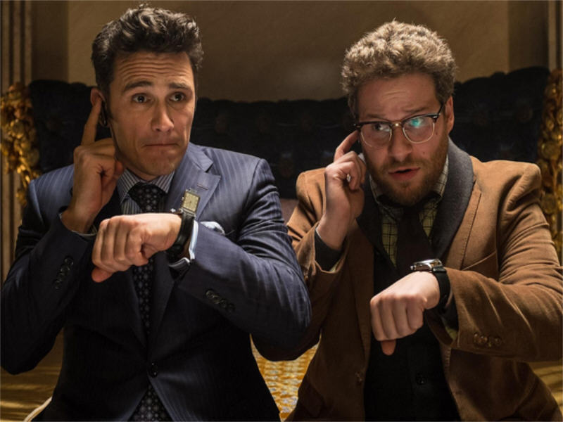 The Interview gets cancelled as US blames North Korea for cyberattack on Sony