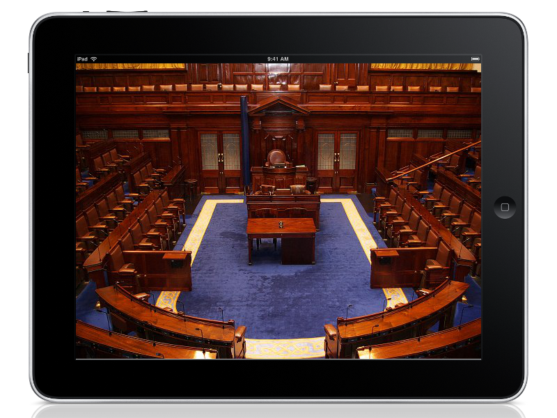 Ireland's Oireachtas TV gets its own iOS and Android apps