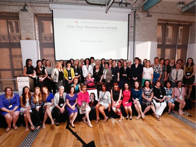 Women Invent Tomorrow 2014: celebrating women in STEM