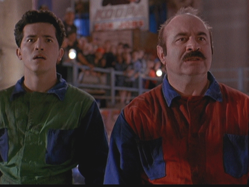 Could Sony be working on another Super Mario Bros movie?