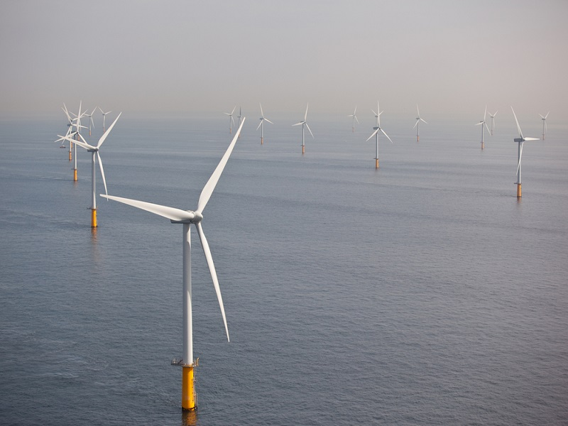 Irish wind power firm gets permission for 1GW off-shore wind farm