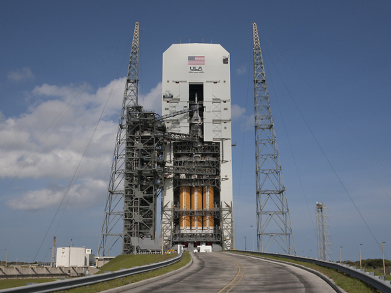 Orion flight test will pave way for deeper missions into space, eventually Mars