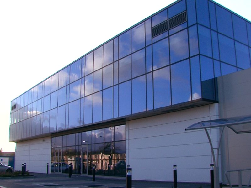 An inside look at Digital Realty's €150m data centre in Dublin (video)