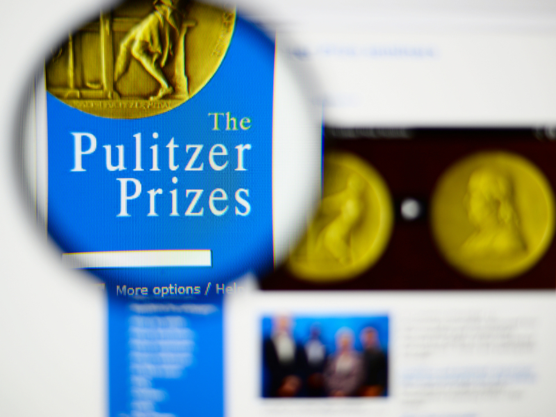 Pulitzer Prize now open to online investigative reporters and feature writers