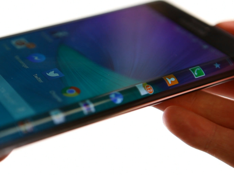 Review: Samsung Galaxy Note Edge (video)