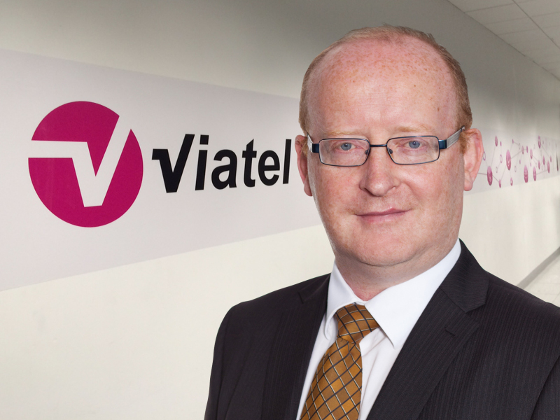 The five minute CIO: Sean Convery, Viatel