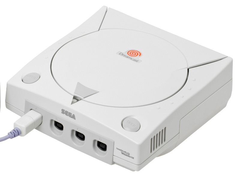 Scrolling Pixels: Sega Dreamcast - The dream lives on! - Play | siliconrepublic.com - Ireland's Technology News Service