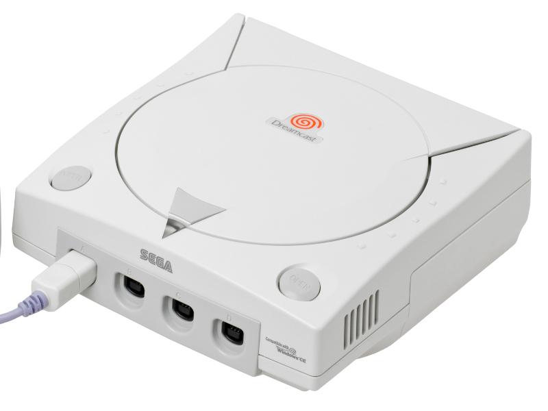 Scrolling Pixels: Sega Dreamcast – The dream lives on!