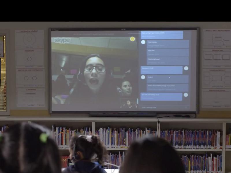 Skype Translator goes online for public testing