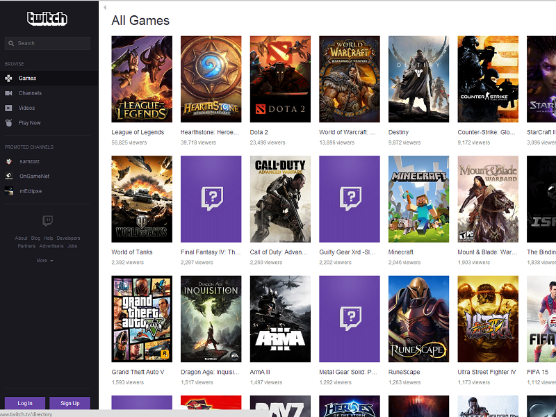 Twitch aiming to lockdown e-sports market with acquisition of GoodGame