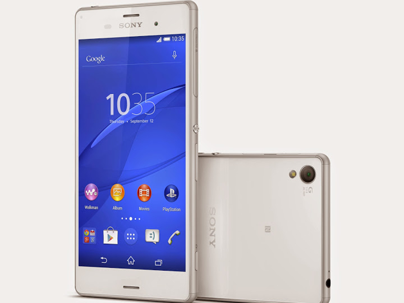 Review: Sony Xperia Z3