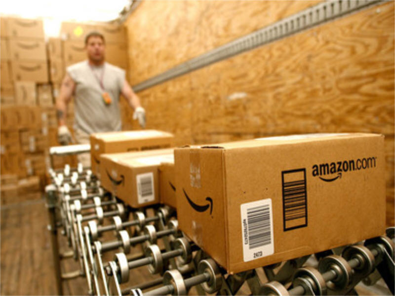Amazon delivers a surprise US$214m profit in its fourth quarter