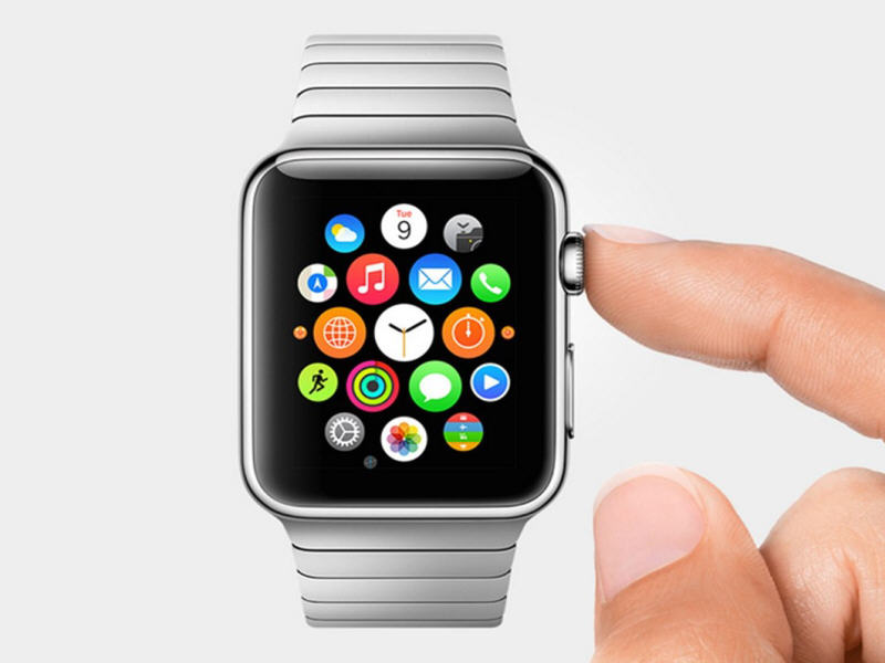Apple reports whopping US$49.6bn quarter, says little about Apple Watch