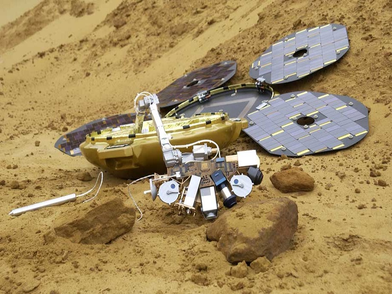 After 12 years, Beagle 2 lander may have been found on Martian surface